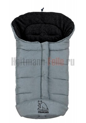 КОНВЕРТ HEITMANN FELLE WINTER COSY TOES ИЗ ФЛИСА Dark Red  темно-красный 7965SR