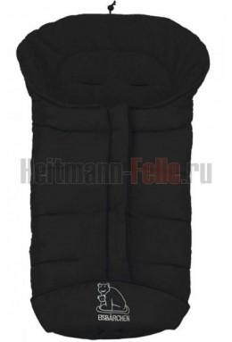 Конверт heitmann felle winter флис черный (7965 s)