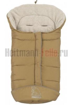 Конверт heitmann felle winter флис бежевый (7965 sb)