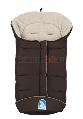 КОНВЕРТ HEITMANN FELLE WINTER COSY TOES ИЗ ФЛИСА БЕЖЕВЫЙ 7965 SB