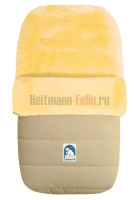 Конверт heitmann felle lambskin овчина бежевый (968 be)