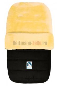 Конверт heitmann felle lambskin овчина черный (968 sz)