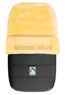 Конверт heitmann felle lambskin овчина серый (968 gr)