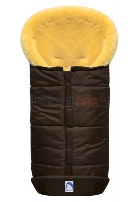 Конверт heitmann felle premium овчина коричневый (975 mo)