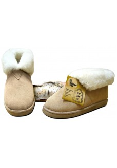 Ботинки Heitmann Felle Lambskin Slippers овчина бежевый 385